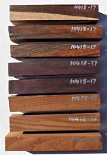 Assorted 8 pack 3/4 x 3/4 x 6, pen blanks etc. 10418-17
