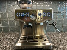 Breville Barista Express w/ Grinder + Accessories + Box (New Other) - No Reserve
