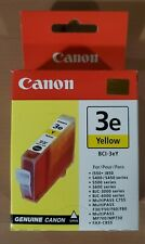 BCI-3e Yellow Ink Cartridge for Canon printers - new