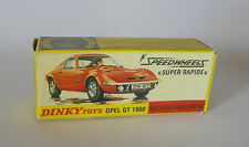 Repro Box Dinky Nr.1421 Opel GT 1900