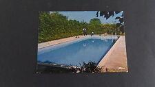 CPSM 37 CHEDIGNY Maison familiale , la piscine