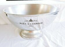 VINTAGE MOET & CHANDON CHAMPAGNE ICE BUCKET PEWTER RARE