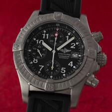 Breitling Avenger Chronograph Titan Automatik Herrenuhr E13360 VP: 4980,- €