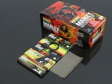 1 Box Reggae 1 1/4 Size Unbleached Organic Hemp Cigarette Rolling Papers N29
