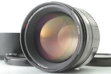 [EXC+5 w/ Hood] Minolta AF 85mm f1.4 AF Lens for Minolta Sony A Mount from Japan