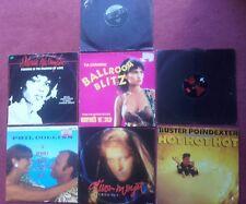 "7x 12"" Dance Singles- Alison Moyet,Phil Collins,Buster Poindexter,Krush +++ VGC"