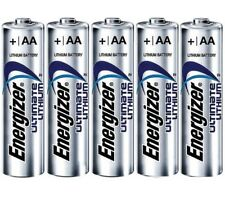 10 ENERGIZER AA ULTIMATE LITHIUM 1.5V Battery AA 4X SIZE L91 FR6 12/2036