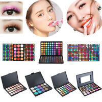 40Color Cosmetic Matte Eyeshadow Cream Eye Shadow Makeup Palette Shimmer Set E40