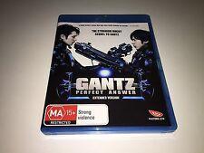 GANTZ Perfect Answer (Extended Version Blu-ray) - Region B  **EASTERN EYE**