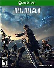 Final Fantasy 15 Xv *Brand New* (Microsoft Xbox One, 2016)