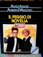 Il peggio di Novella 2000 ANNO 1987
