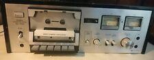SANSUI Stereo Casette Deck SC 1100 Riememtausch erforderlich. Für Bastler.