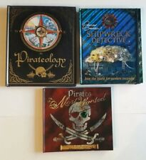 Lot Piratetology Book Shipwreck Detective Duncan Cameron Pirate's Most Wanted