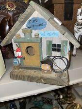 Hardware decorative birdhouse - Wonderfully Detailed - Tools, Fishing