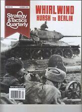 Strategy & Tactics Quarterly Magazine American Revolution Spring 2020 Issue 09