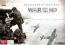 War In HD (DVD, 2014, 8-Disc Set )