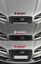 For SUZUKI - SUZUKI SPORT BONNET - VINYL CAR DECAL STICKER - SWIFT - 300mm long
