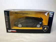 1/43 MONDO MOTORS 530793 LAMBORGHINI - SUPERLEGGERA