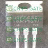 9PCS IRFBG30PBF Encapsulation:TO-220,MOSFET N-CH 1KV 3.1A TO-220AB
