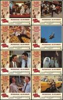 THE IN-LAWS orig 1979 lobby card set PETER FALK/ALAN ARKIN 11x14 movie posters