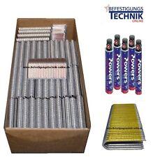 Zaunklammern Krampen 40mm für Zaunklammergerät Tjep FS-40 Senco GT40FS Alsafix