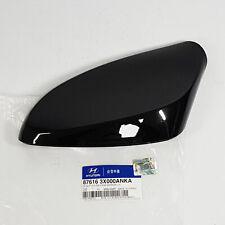 Genuine Side Mirror Cover Garnish Left Black For HYUNDAI Elantra MD 2011-2016