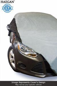 USA Made Car Cover Gray/Black fits Subaru XV  2013 2014