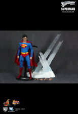 Hot Toys MMS152 Superman Clark Kent Christopher Reeves 1:6 Figura Nuova
