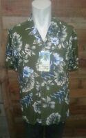Milano Bay MWD-962-C Men's Fit/Shirt Size S