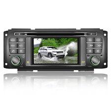 US Autoradio DVD GPS Navigation Stereo Headunit For Chrysler Sebring Dodge Jeep