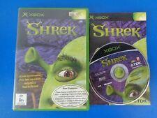 """Shrek 1 - Xbox """"Australia"""""""