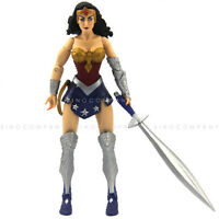 Rare DC Comics COLLECTIBLES 6in. SCALE NEW 52 EARTH 2 WONDER WOMAN ACTION FIGURE