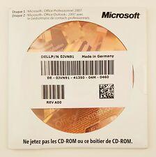 Office 2007 Professional Pro OEM mit CD Datenträger Vollversion Französisch