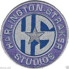 UFO HARLINGTON STRAKER PATCH NEW! / Gerry Anderson Shado