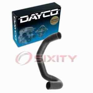 Dayco Upper Radiator Coolant Hose for 1996-2001 Ford Explorer 5.0L V8 Belts we