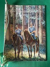 Calendario del Corpo Forestale dello Stato 2009 / da collezione