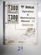 T300 TURBO HIGH FLOW Operation & Maintenance Manual w/BICS