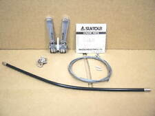 New-Old-Stock Suntour LePree Down Tube Shifters...5/6/7-Speed Friction Capable