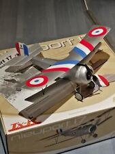 RC Flugzeug Nieuport 17 Micro Tx R Version Hobbico Flyzone Revell Doppeldecker