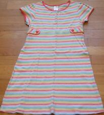 LN  Striped  GYMBOREE  Spring Rainbow  DRESS  Summer  Size 9  LN
