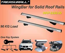 Genuine Treasurall Roof Racks Cross Bars fit Holden Astra Wagon Feb/07 on