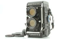 【NEAR MINT】 MAMIYA C330 Pro F TLR , Sekor DS 105mm f3.5 Blue Dot Lens from JAPAN
