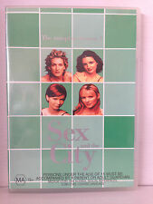 SEX AND THE CITY ~ THE COMPLETE THIRD  SEASON 3 THREE ~ 3 DVD'S ~  AS NEW