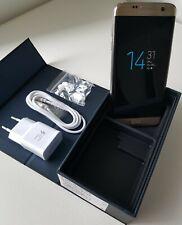 Samsung Galaxy S7edge Gold SM-G935F 32GB -ohne Simlock- LTE Smartphone