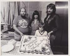 1976 Vintage Press Photograph WAYLON JENNINGS - Photo: Melinda Wickman