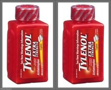 Tylenol Extra Strength Acetaminophen 500 mg each. 650 caplets -LOW LOW PRICE