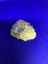 Disney Beauty and the Beast Princess Belle Castle 3D Pin (Um:82943)