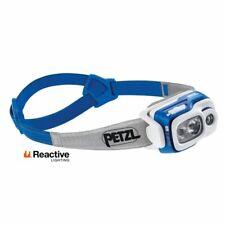 PETZL SWIFT RL 900 Lumen E095BA02 Blau REACTIVE LIGHTING