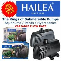 HX Series Variable Submersible Water Pumps - Hailea