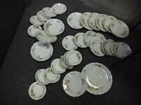 33 Items Winterling Bavaria Germany China